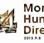 【MH4】任天堂との強力コラボ発表へ!体験版も来るか?モンスターハンター4 Directが9/8の20時~放送決定!