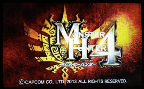 MH4タイトル