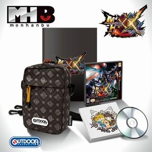 【MH部対象】モンスターハンターダブルクロス LIMITED EDITION(3DS) / 限定特典+イーカプ限定特典付