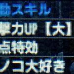 【MHX】上位中盤剣士おすすめ装備(弱点特効&攻撃力UP【大】&5スロスキル)【モンハンクロス】