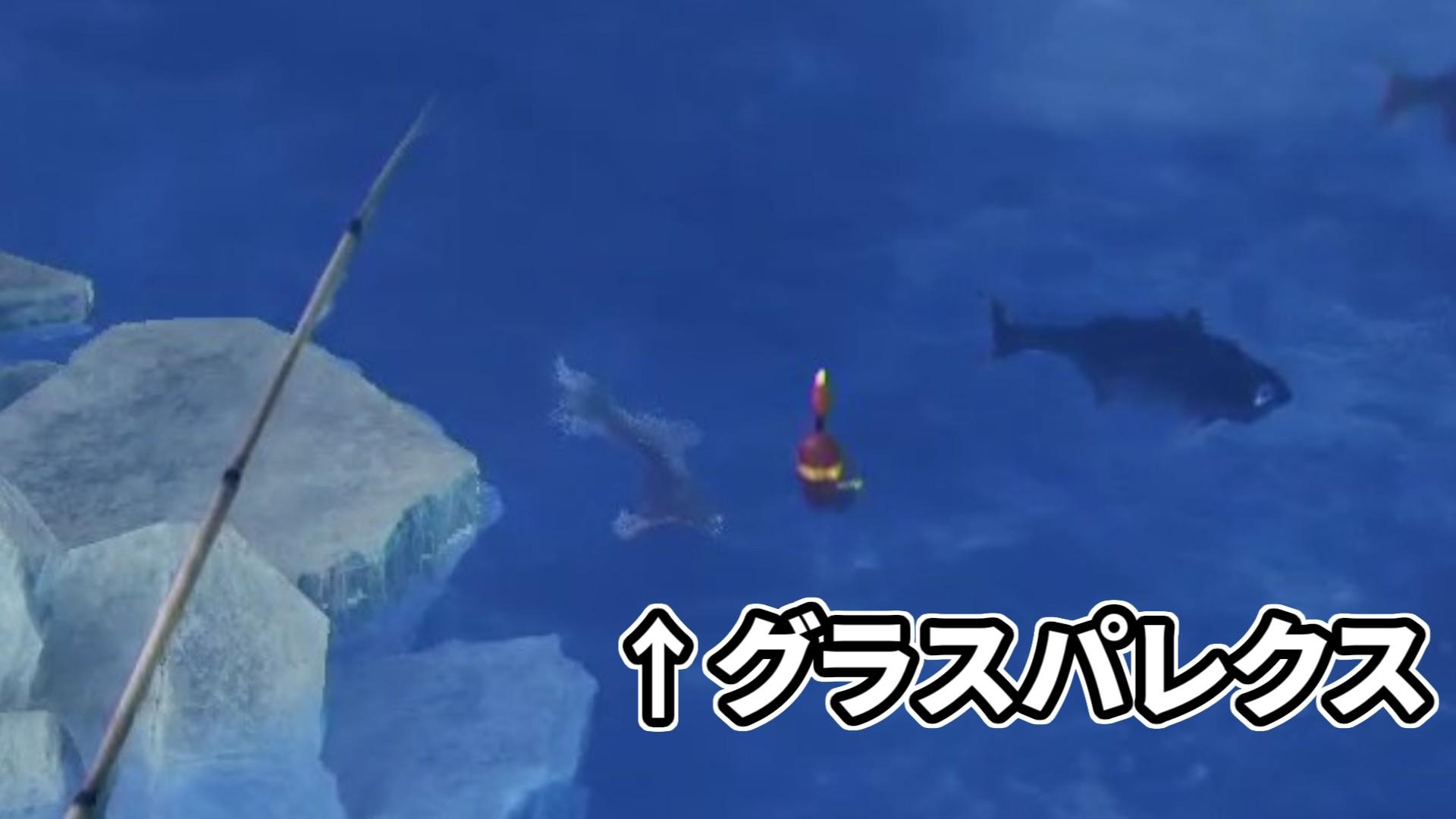 魚類 孤高 調査 員 の