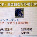 【MH4G】イベントクエスト「マギ・黒き蝕を打ち晴らせ!」の攻略プレイ記&データ