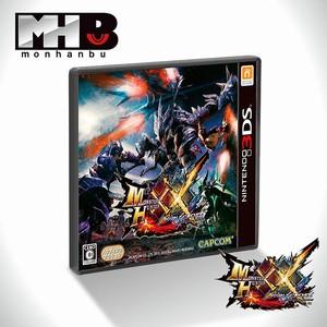 【MH部対象】モンスターハンターダブルクロス(3DS) 【通常版】/ 限定特典+イーカプ限定特典付