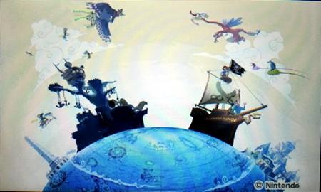 ギルドカード背景「風のタクト」