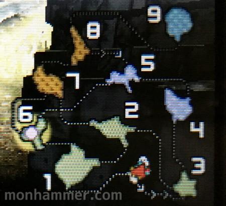 遺群嶺マップ