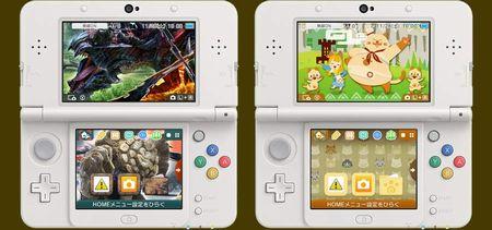 ニンテンドー3DSオリジナルテーマ(2種)