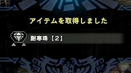 耐寒珠【2】