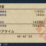 MHP3 イベントクエスト「マガジン・水没林調査班!」をクリア