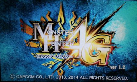 MH4G ver 1.2