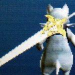 【MH4G】ソニックコラボのオトモ武器「カリバーン」のデータ