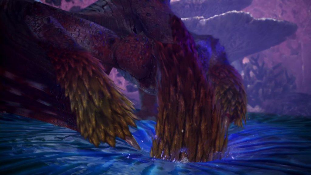 水飲みプケプケ亜種