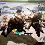 【MH4G】ハンマー攻略プレイ記 潰槌ハリセンボンと復活のディアブロス 集G★2編その4