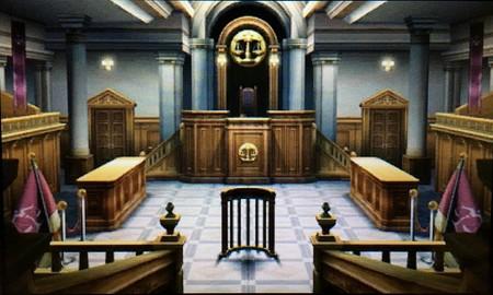 ギルドカード背景「逆転裁判6」