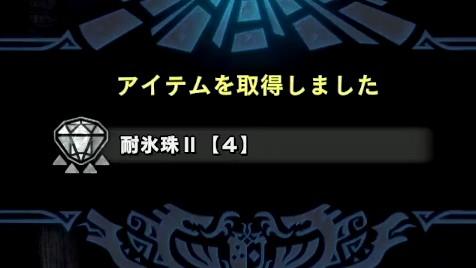 耐氷珠II【4】