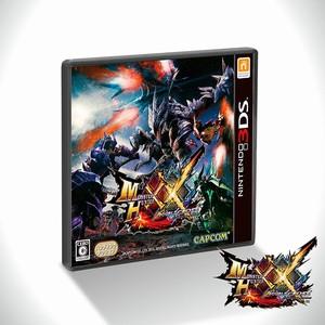 モンスターハンターダブルクロス(3DS) 【通常版】/ 限定特典+イーカプ限定特典付