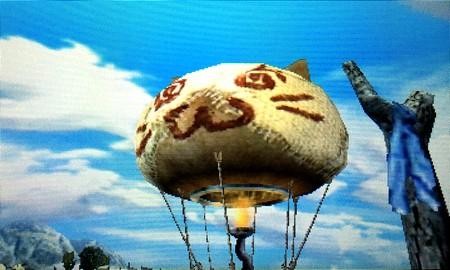 モンニャン気球